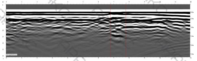 Радиограмма. Профиль 10п.