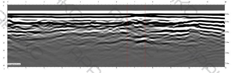 Радиограмма. Профиль 11п.