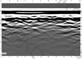 Радиограмма. Профиль 12п.