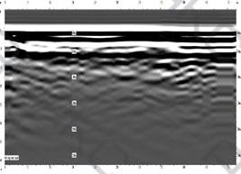Радиограмма. Профиль 13п.