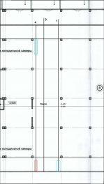 Схема георадиолокационного обследования