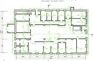 Планы этажа